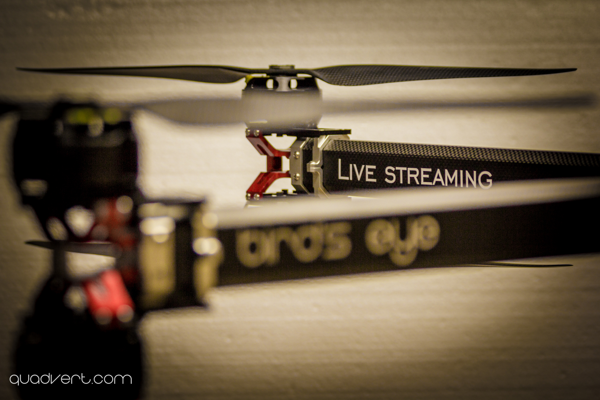 Octa Drone HD live streaming